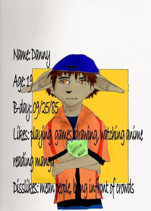 Ellessar25 D ID by artsychic27