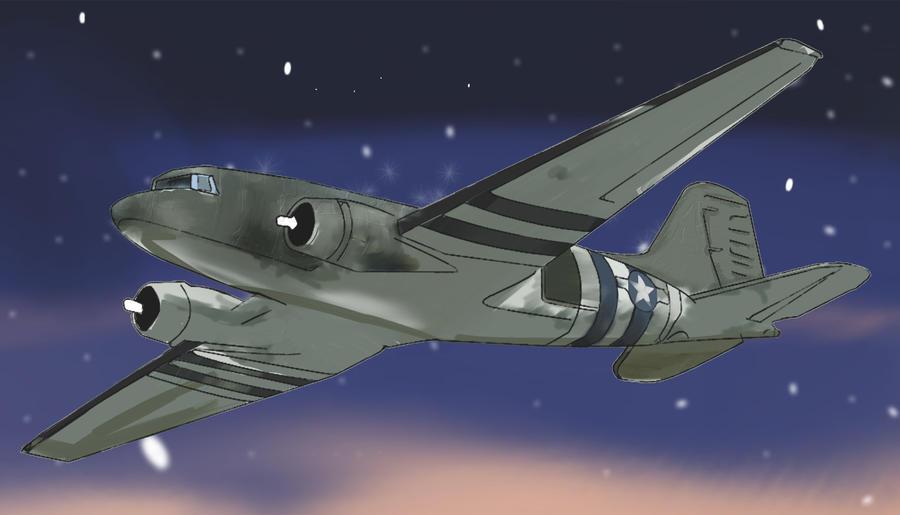 Sky Train C 47