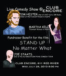 Encore Show Poster