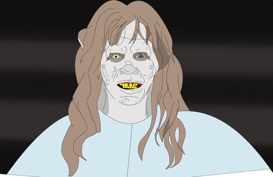 Exorcist Girl