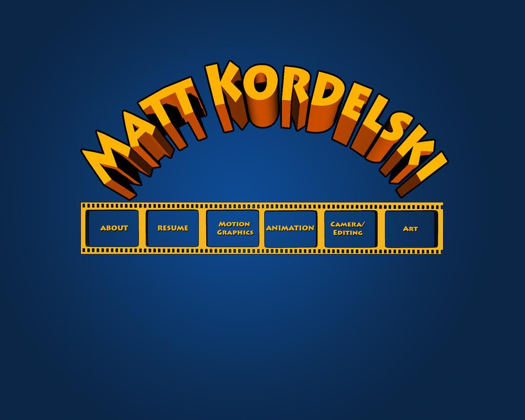 Matt Kordelski Logo