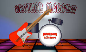 Brother Magnum and the Razor Bumps, Medium Shot