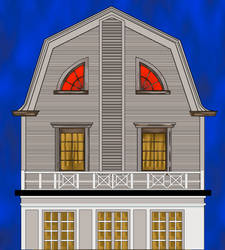 Amityville House04b by hairypolack