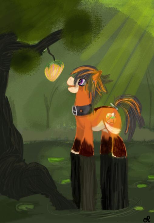 forbidden fruit by pony701