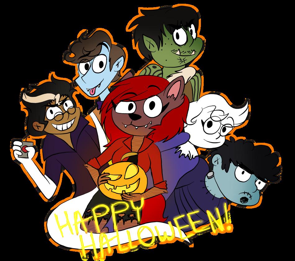 .: Happy Halloween :. by BIueTay