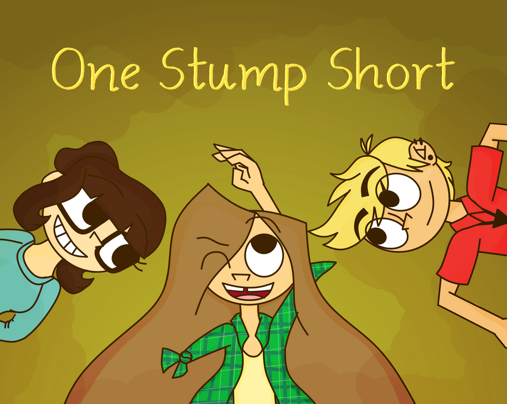 One Stump Short by BIueTay