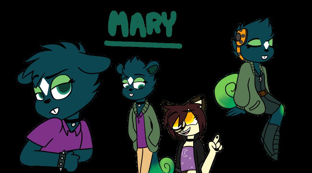 Mary by BIueTay