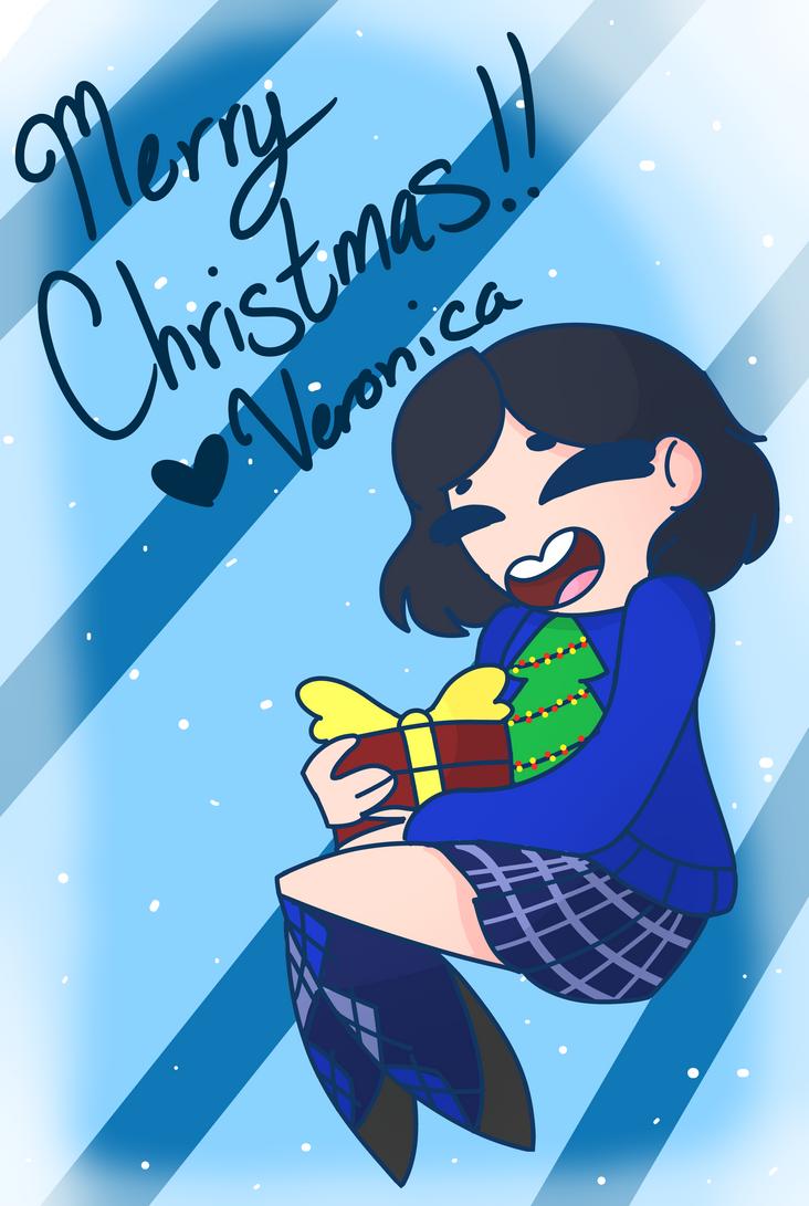 Merry Crimbo! by BIueTay