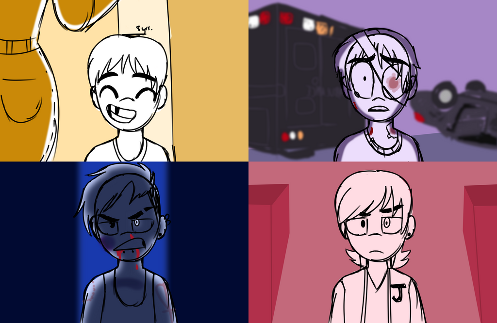 Jimmy's Blurryface Animatic (Link in desc.) by BIueTay