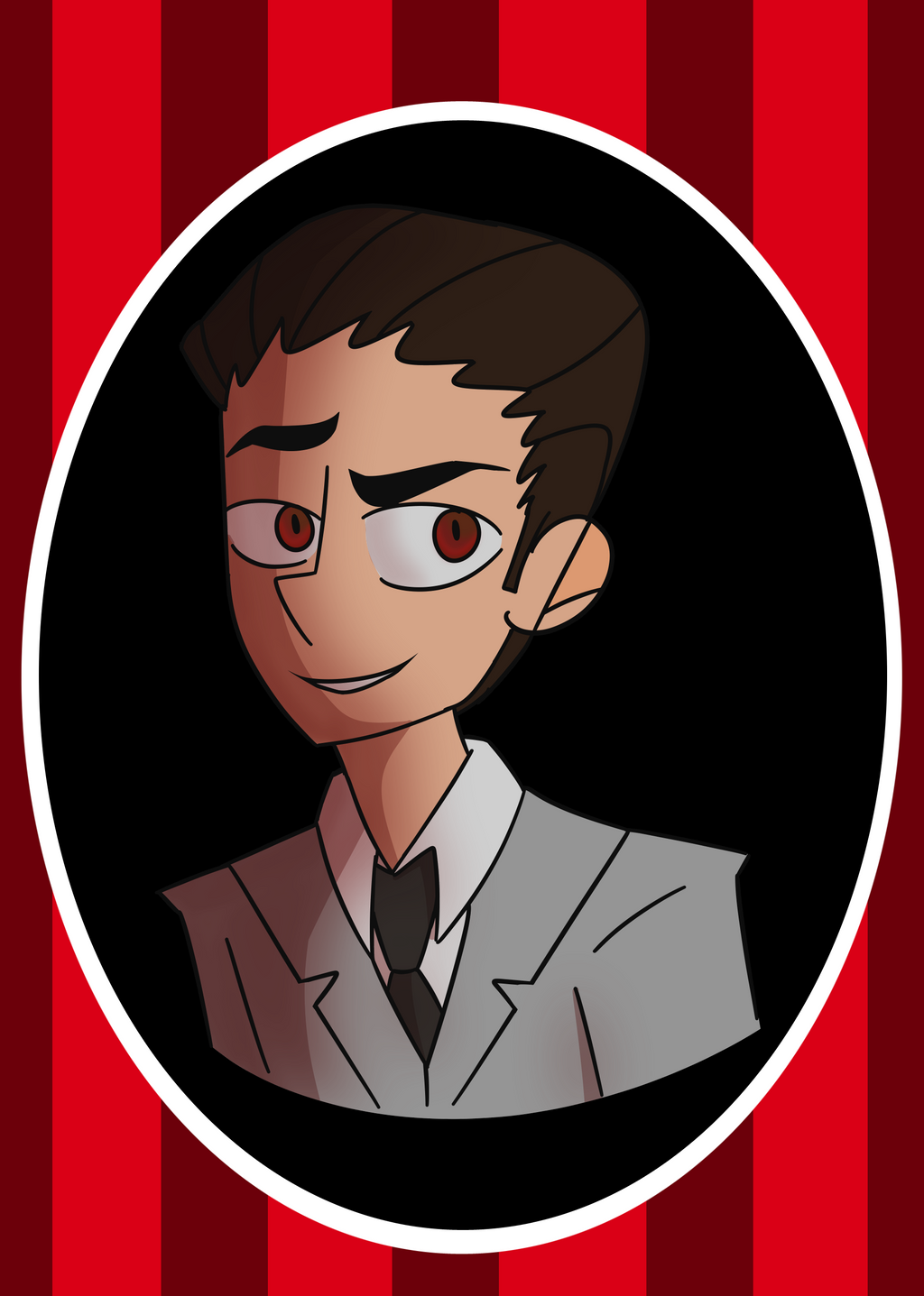 James Moriarty by BIueTay