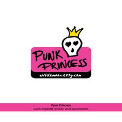 Punk Princess Logo