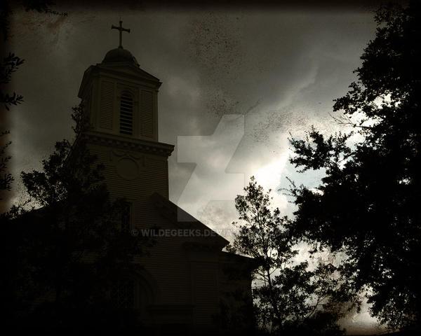Dark Skies by WildeMoon