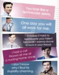 Kurt from Glee Bookmarks