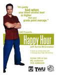 CAB Comedian Flyer