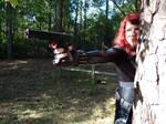 Black Widow Cosplay 2