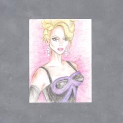 Mama Ru Art Card by WildeGeeks