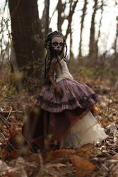 Voodoo queen by Follow-the-Wind