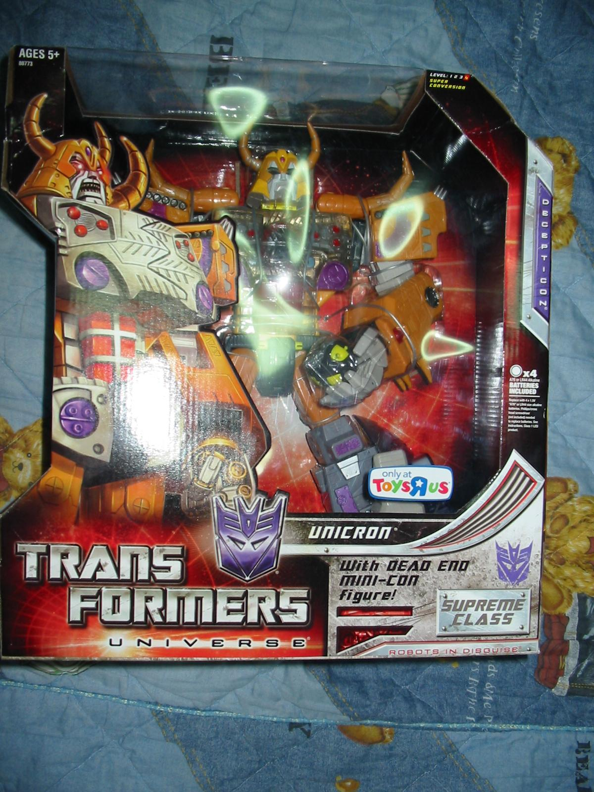 Transformers: Classics/Henkei 2006-2007, Universe 2003-2008, Generations/United (CHUG), Reveal the Shield, Alternity, Binaltech (Alternator) & Power Core Combiners - Page 4 UNIVERSE_UNICRON__BOO_YAH_PLZ__by_prfctcellrulz