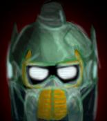 Protomen: Bubbleman by AkariMMS