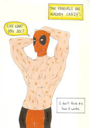 Oh... Deadpool ! by ComicsBubble