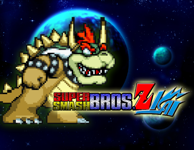 Giga Bowser Sprites SSBZKai Wallpap...