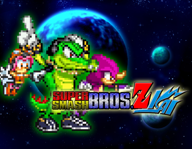 SSBZKai Wallpaper - Team Chaotix by UltimateSaiyanEddy on ...