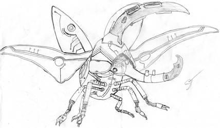 Digital-bug-rhinosebus(Sketch)