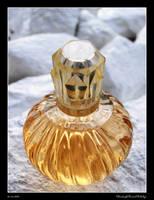 Perfume Bottle by CaptainNuss