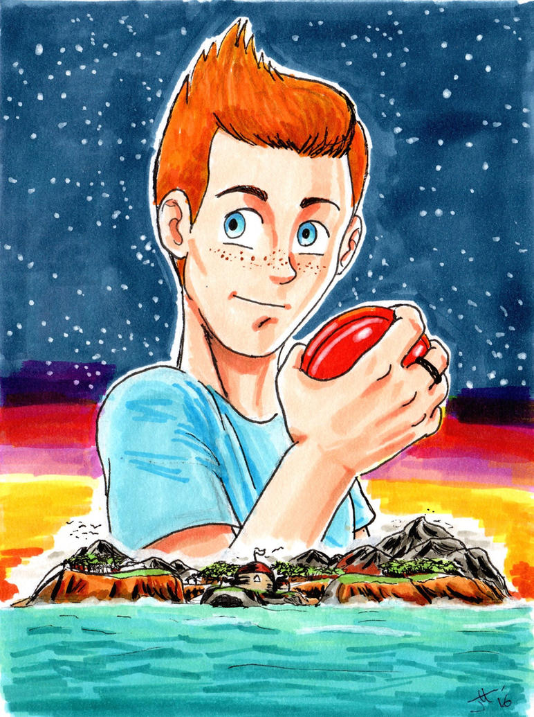 StarTropics - Mikey's Adventure by jackhagman03