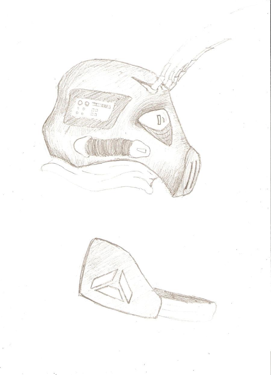 Poleepkwa Helmet by SH9DOW