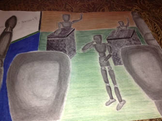 Old Art Project by KDogg09