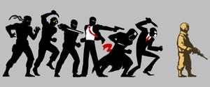 Comish - Spy vs Soldier