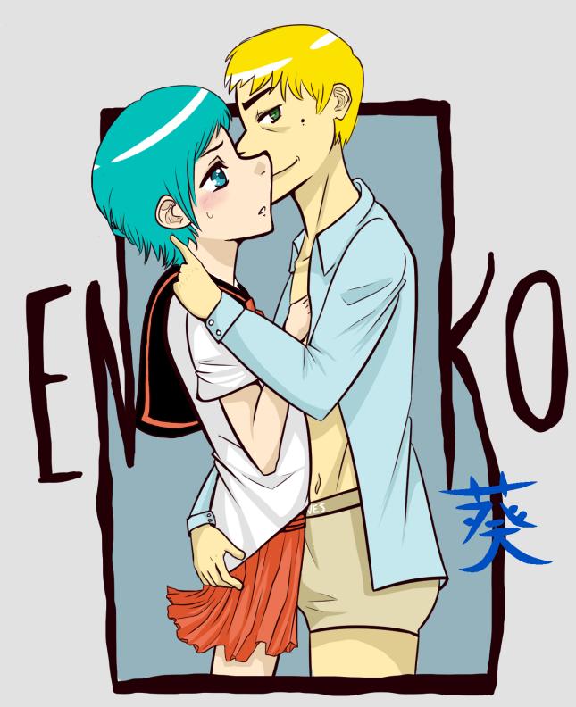 ENKO Cover Art by Jaysonsays