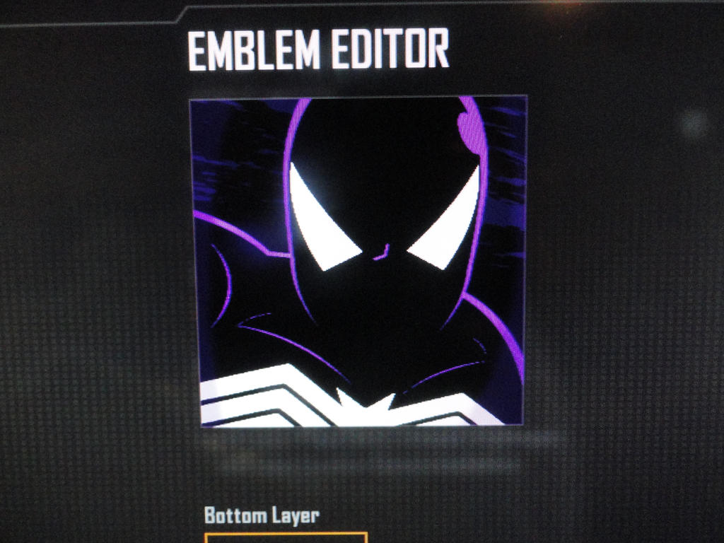 Black ops 2 emblem symbiote spiderman by t spacer on deviantart black ops 2 emblem symbiote spiderman by t spacer biocorpaavc