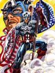 Captian America the First Avenger