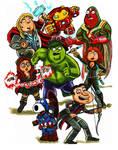 Family Guy Avengers Age of Ultron