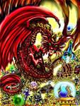 Dragon Hoard Magic Cavern