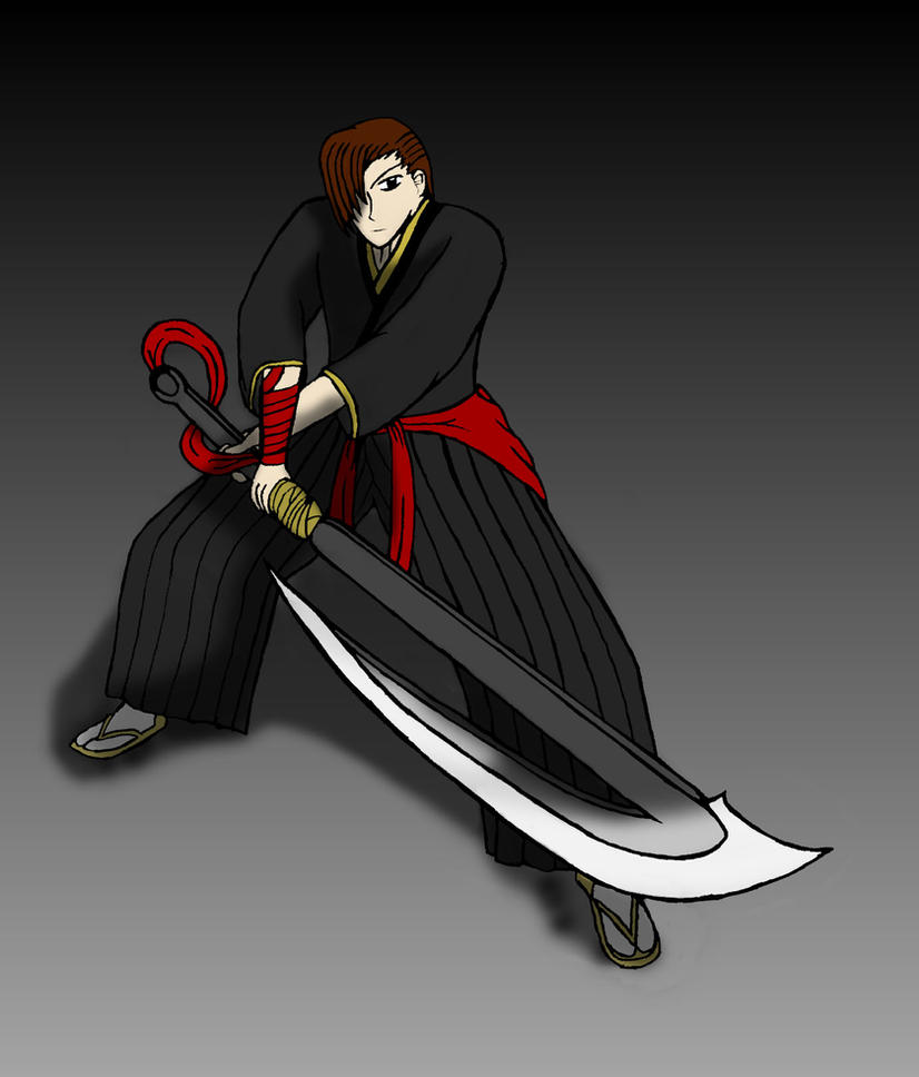 Shikai By Masterchiefhammer On