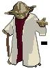 Yoda Sprite by Wildmiguel