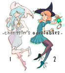 [CLOSED] 'Crying Witches' adopts