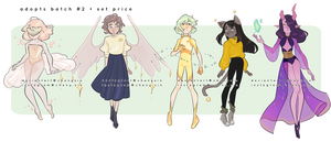 CLOSED   'Magical n ethereal' - Adopts batch #2