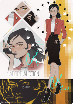CLOSED adopt auction | n.107
