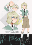 OPEN adopt auction | n.108 by chenysin