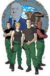 Stargate SG1 Color