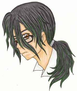 Shiki Aito - Original Character