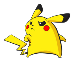 Doodles: Pikachu by Cheese-is-tasty