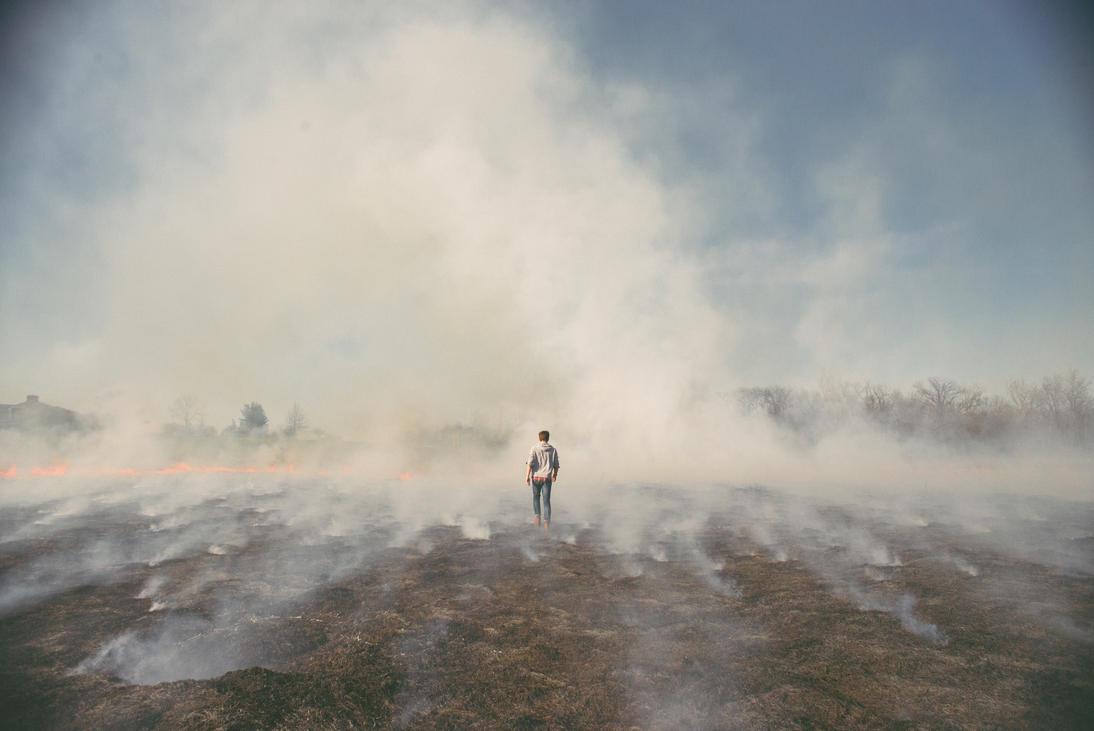 Prairie Burn '13 by sam-stone