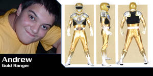 Gold Ranger - Mighty Morphin'