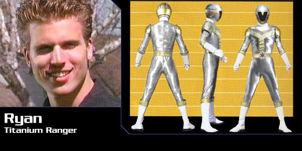 Ryan, Titanium Ranger (turnaround style) by Andruril93