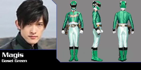 Tensou Sentai Goseige /Power Rangers (Super) Megaforce Gosei_green__old_scrap_version__by_andr_uril-d66ju3j
